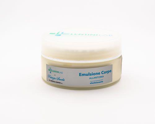 Emulsione corpo allantoina elasticizzante - 200 ml