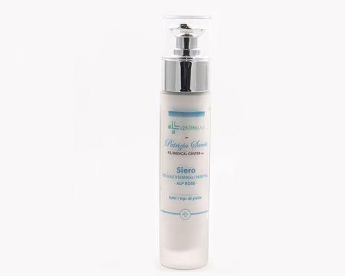 Siero cellule staminali vegetali Alp Rose - Per tutti i tipi di pelle - 50 ml